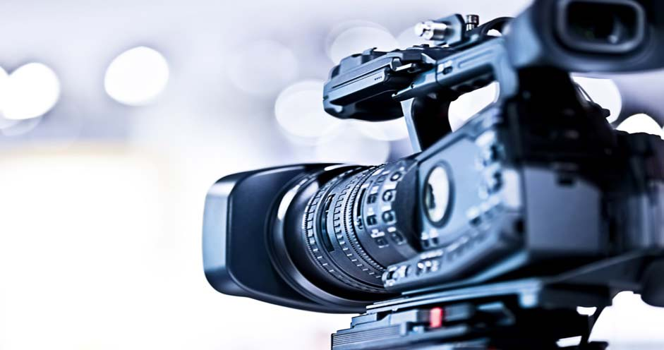 Video Camera for webcasting services & video production.